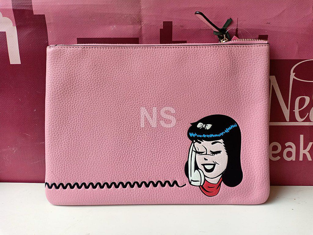 Kate Spade archie large pouch wlru6184
