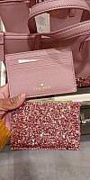 Kate spade cars case glitter in peoni pink