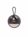 Coach Disney x Coach Boxed Miss Minnie Mouse Leather Bag Charm